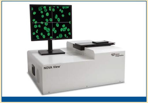 Microscopio automatico para IFA