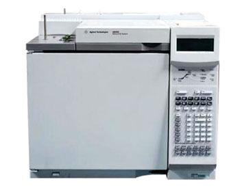Imagen: El cromatógrafo de gases Agilent 6890 (Fotografía cortesía de Agilent Technologies).