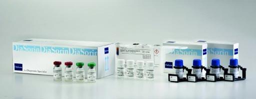 Imagen: El kit de radioinmunoensayo Liaison 1,25 dihidroxivitamina D, totalmente automatizado y sin extracción (Fotografía cortesía de DiaSorin).