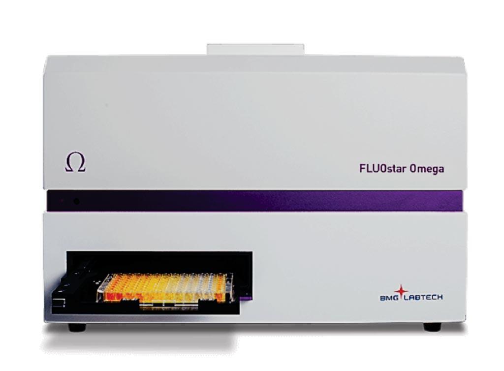 Imagen: El lector de microplacas multimodo FLUOstar Omega con seis modos de detección (Fotografía cortesía de BMG Labtech).