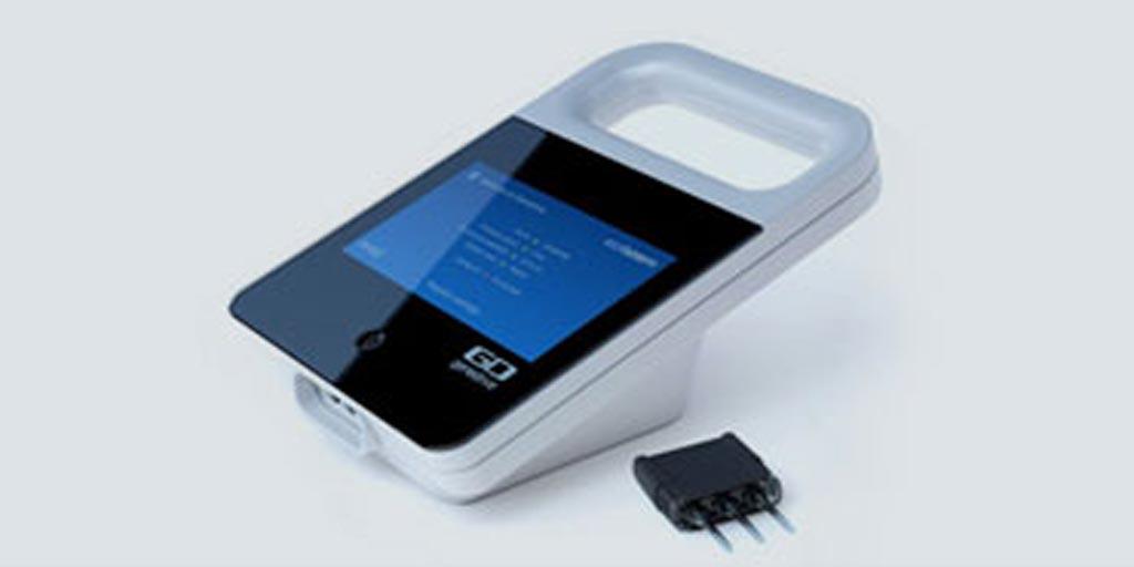 Imagen: La plataforma de diagnóstico de PCR Genedrive (Fotografía cortesía de Genedrive).