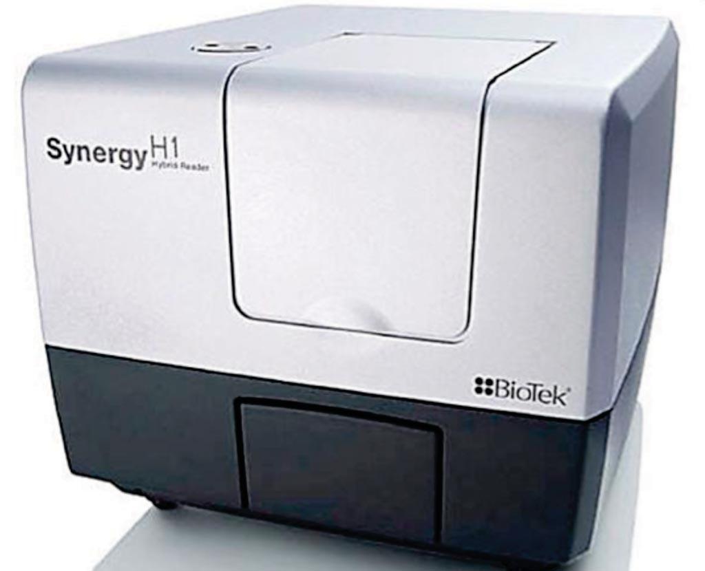 Imagen: El Lector de Microplacas Híbrido Multi-Modal Synergy H1 (Fotografía cortesía de BioTek).