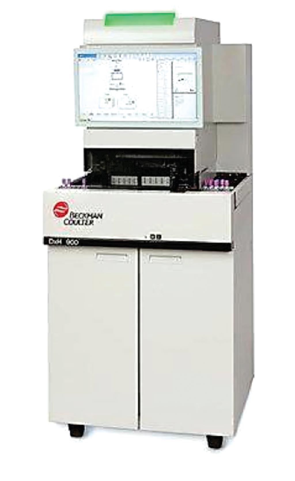 Imagen: El indicador de sepsis temprana utiliza el analizador de hematología DxH 900 (Fotografía cortesía de Beckman Coulter).