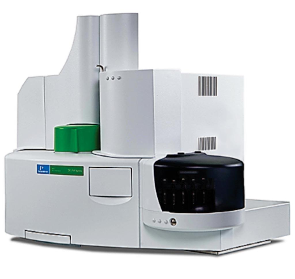 Imagen: El analizador de inmunoensayo DELFIA Xpress para el cribado prenatal (Fotografía cortesía de PerkinElmer).