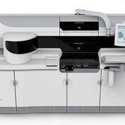 Imagen: El sistema integrado Vitros 5600 para el análisis de sangre (Fotografía cortesía de Ortho Clinical Diagnostics).