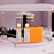 Imagen: Un ensayo inmunoturbidimétrico para la albúmina en orina o en plasma y suero; el intervalo estándar para la microalbúmina es de 0,4-500mg/L (Fotografía cortesía de Sentinel Diagnostics).