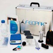 Imagen: El FECPAKG2 moderniza el método tradicional de análisis de parásitos con el microscopio al reemplazarlo con un kit basado en imágenes conectado a Internet (Fotografía cortesía de Techion).
