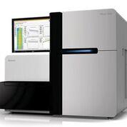 Imagen: El sistema HiSeq 2500 es un potente sistema de secuenciación de alto rendimiento (Fotografía cortesía de Illumina).
