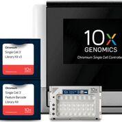 Imagen: La Solución de Expresión Génica de Célula Única Chromium proporciona mediciones de alto rendimiento de la expresión de células únicas que permiten el descubrimiento de la dinámica de la expresión génica y el análisis molecular de los tipos de células individuales (Fotografía cortesía de 10X Genomics).