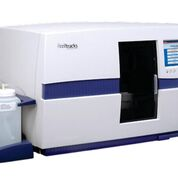 Imagen: La plataforma CellSearch para la identificación, el aislamiento y la enumeración de células tumorales circulantes (Fotografía cortesía de Menarini Silicon Biosystems).