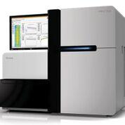 Imagen: El sistema HiSeq 2500 es un sistema poderoso de secuenciación de alto rendimiento (Fotografía cortesía de Illumina).