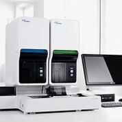 Imagen: Un analizador de hematología automatizado XN que también se puede usar para el diagnóstico de la malaria (Fotografía cortesía de Sysmex).
