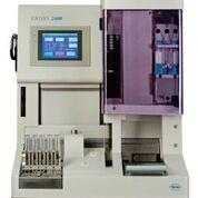 Imagen: El analizador de orina Urisys 2400 (Fotografía cortesía de Roche Diagnostics).