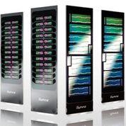 Imagen: Infinium arrays: los microarrays son la plataforma ideal para evaluar marcadores conocidos en el genoma humano (Fotografía cortesía de Illumina).