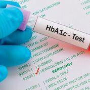 Imagen: La prueba de hemoglobina glucosilada (HbA1c) es un indicador de los niveles de glucosa a largo plazo y los niveles altos están relacionados con riesgos en el embarazo (Fotografía cortesía de Healthengine).