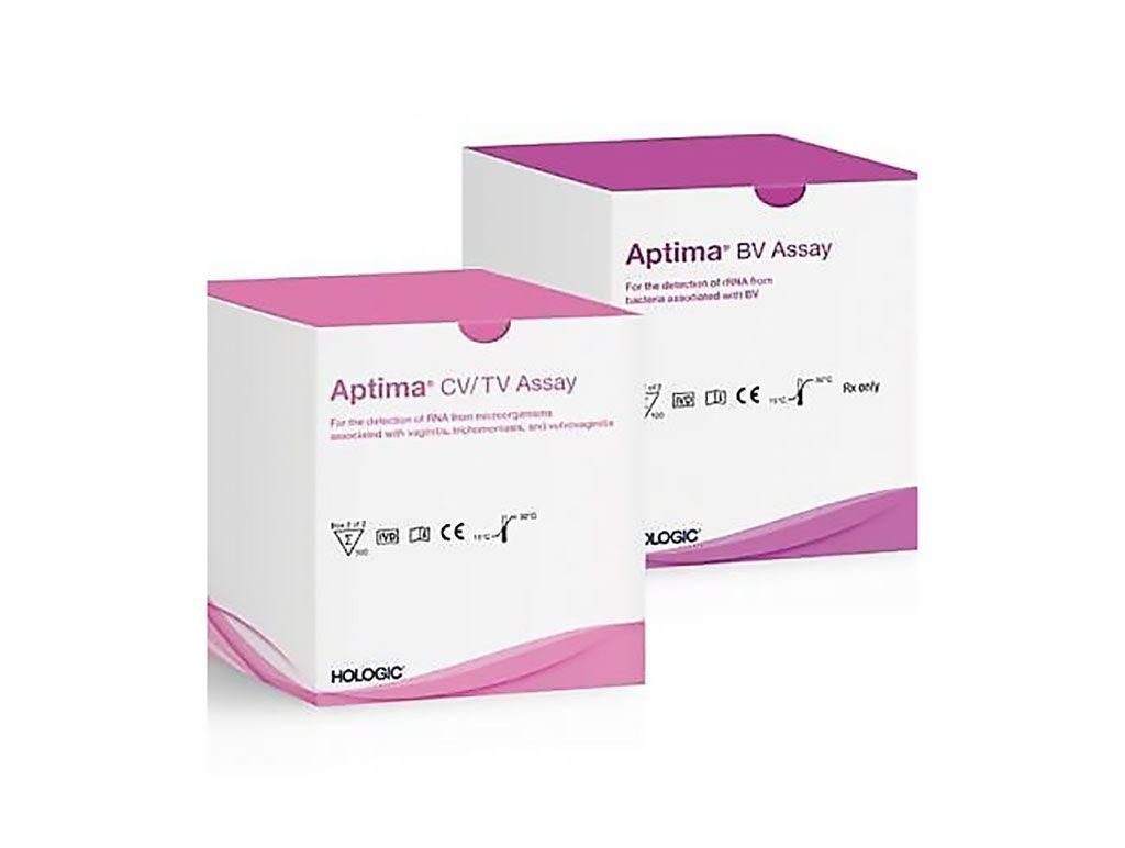 Imagen: Los ensayos Aptima BV y Aptima CV/TV para el diagnóstico de vaginitis infecciosa (Fotografía cortesía de Hologic).
