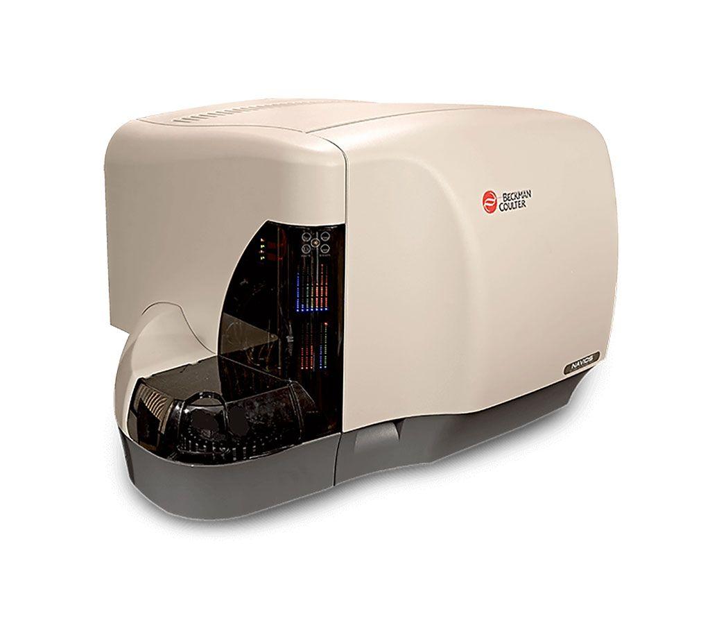Imagen: El citómetro de flujo Gallios proporciona una adquisición eficiente de datos de calidad superior de hasta 10 colores con un diseño óptico avanzado para una sensibilidad mejorada para ensayos multicolores (Fotografía cortesía de Beckman Coulter).