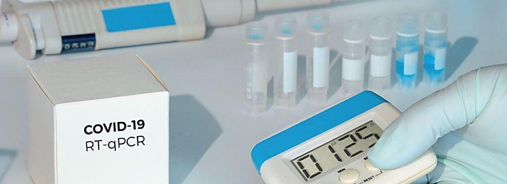 Imagen: Se ha podido detectar el SARS-CoV-2 en diferentes tipos de muestras clínicas (Fotografía cortesía del estado de Nueva York).