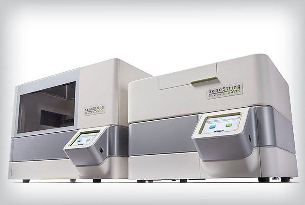 Imagen: El nCounter de nanoString: este instrumento proporciona una solución simple y rentable de cuantificación digital directa para el análisis multiplex de hasta 800 objetivos conocidos de ARN, ADN o proteínas en un tubo (Fotografía cortesía del Instituto de Genómica Crown).