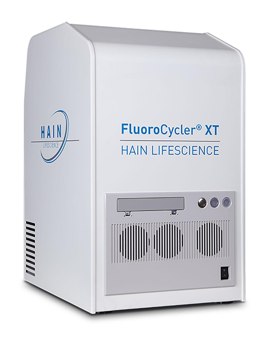 Imagen: FluoroCycler® XT (Fotografía cortesía de Bruker Corporation)
