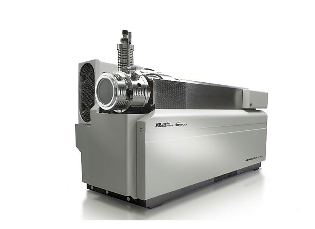 Imagen: Espectrómetro de masas de cuadrupolo AB Sciex 4000Qtrap (Fotografía cortesía de Sciex)