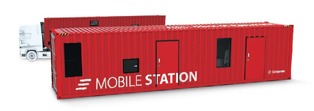 Imagen: La Estación Móvil (Fotografía cortesía de Seegene, Inc.)