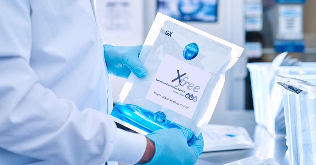 Imagen: La nueva prueba de RT-PCR COVID-19 de muestra directa de alto rendimiento de BioGX recibe la AUE de la FDA (Fotografía cortesía de BioGX)