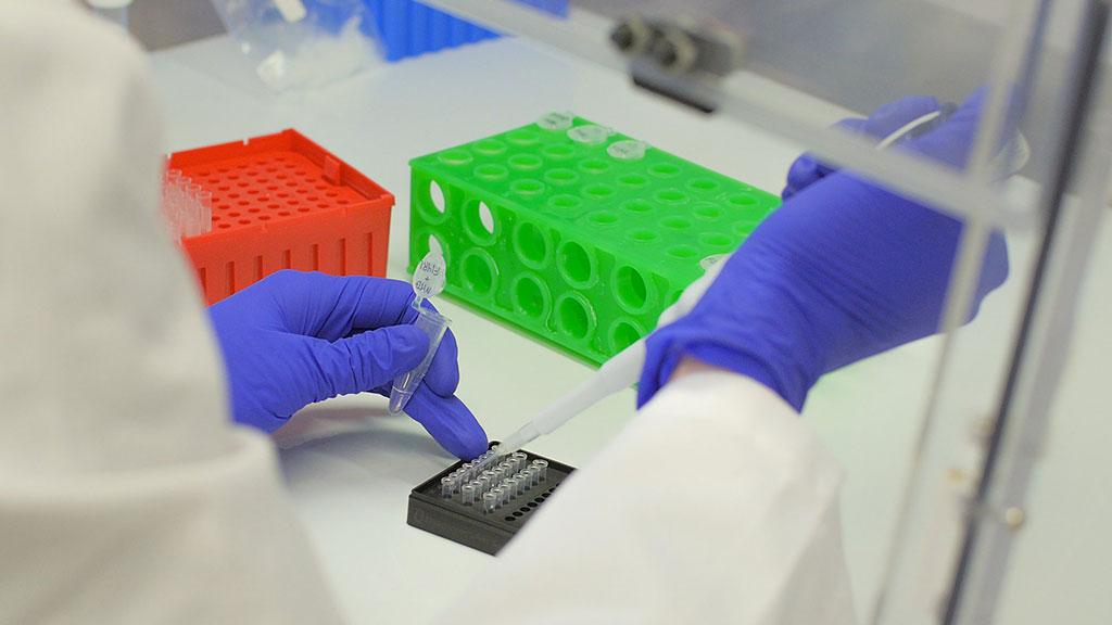 Imagen: Co-Diagnostics recibe la Marca CE para la prueba directa de saliva SARS-CoV-2 (Fotografía cortesía de Co-Diagnostics, Inc.)