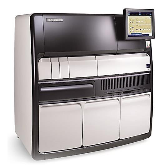 Imagen: El LIAISON XL es un analizador de quimioluminiscencia totalmente automatizado, que realiza el procesamiento completo de muestras, así como la medición y evaluación (Fotografía cortesía de DiaSorin)