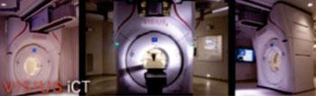 Imagen: El escáner VISIUS iCT (Fotografía cortesía de IMRIS).