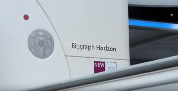 Imagen: El Biograph Horizon para TEP/TC (Fotografía cortesía de Siemens Healthineers).