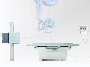 Imagen: El paquete de radiografía digital RADspeed Pro Edge (Fotografía cortesía de Shimadzu).