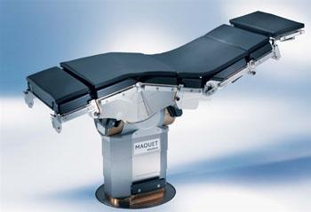 Imagen: La mesa quirúrgica Magnus (Fotografía cortesía de Maquet).