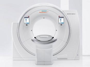 Imagen: El nuevo escáner de radioterapia Somatom RT Pro CT (Fotografía cortesía de Siemens Healthineers).