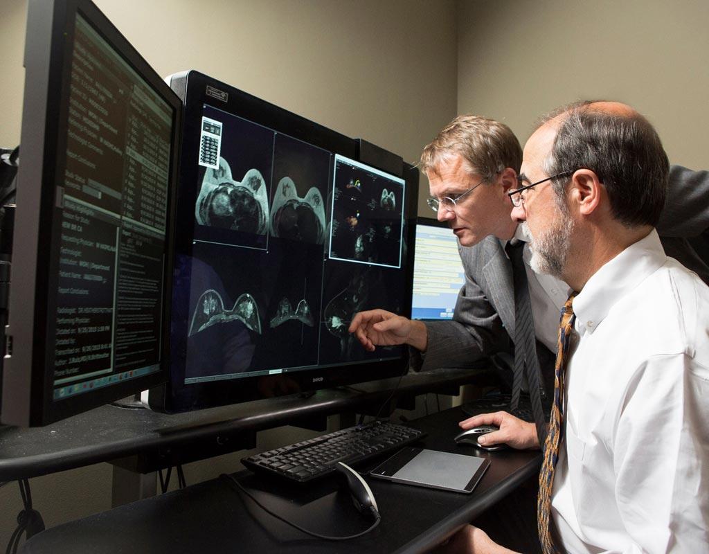 Imagen: El nuevo conjunto de herramientas de flujo de trabajo ampliado está destinado a realzar y mejorar la forma en que los radiólogos leen las imágenes (Fotografía cortesía de Barco).