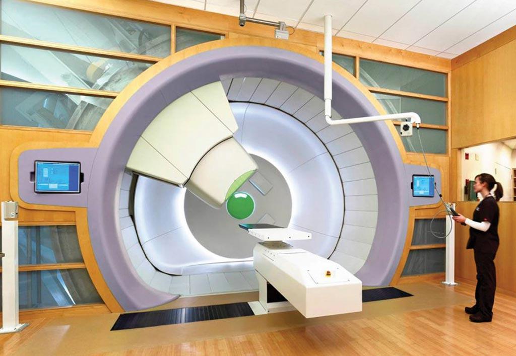 Imagen: La terapia de protones ofrece una nueva opción de tratamiento para el cáncer de pulmón recurrente (Fotografía cortesía de Getty Images).