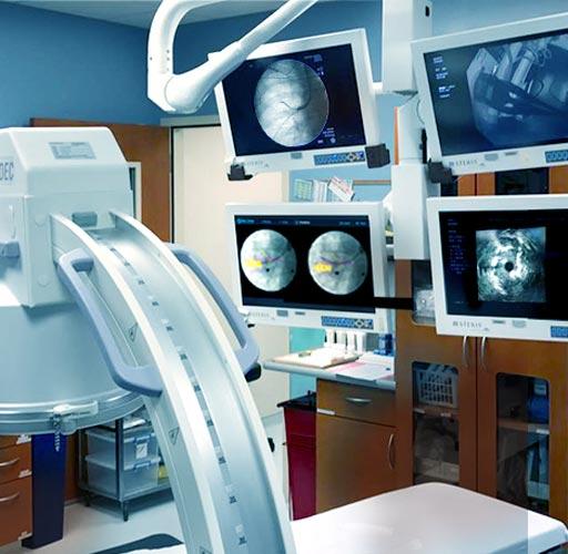 Imagen: La plataforma de navegación, LungVision, ayuda a detectar y tratar el cáncer de pulmón (Fotografía cortesía de Body Vision Medical).