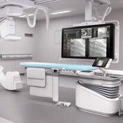 Imagen: El Azurion Xper CT para la angiosuite (Fotografía cortesía de Philips Healthcare).