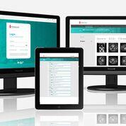 Imagen: Un simple portal para pacientes almacena imágenes e informes (Fotografía cortesía de Intelerad).