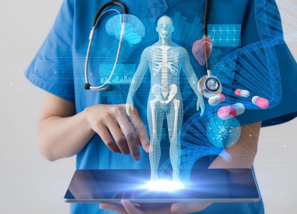 Imagen: El ACR-DSI ha publicado casos de uso de inteligencia artificial (IA) que acelerarán la adopción de la IA para la lectura por IA de las imágenes médicas (Fotografía cortesía de Shutterstock).