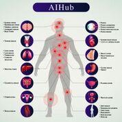 Imagen: El AI HUB, una plataforma médica todo-en-uno de IA (Fotografía cortesía de JLK Inspection).