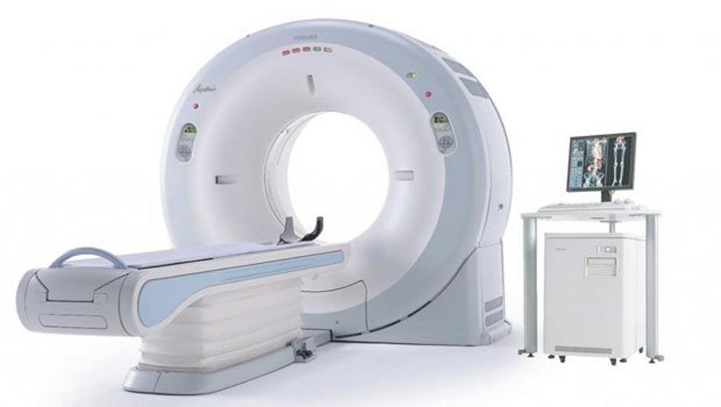 Imagen: El crecimiento del mercado mundial de los equipos de tomografía computarizada (TC) se debe a la creciente prevalencia de enfermedades crónicas en todo el mundo (Fotografía cortesía de Toshiba Medical Systems).