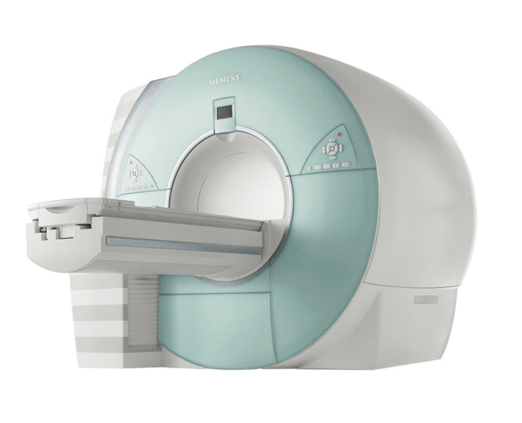 Imagen: El sistema de resonancia magnética MAGNETOM Avanto 1.5T (Fotografía cortesía de Siemens Healthcare).
