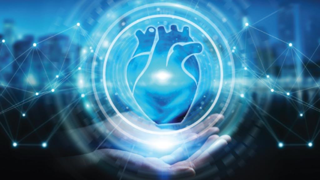 Imagen: La investigación muestra que el aprendizaje automático es más eficaz para predecir enfermedades cardíacas cuando se compara con los modelos de riesgo convencionales (Fotografía cortesía de Health Imaging).