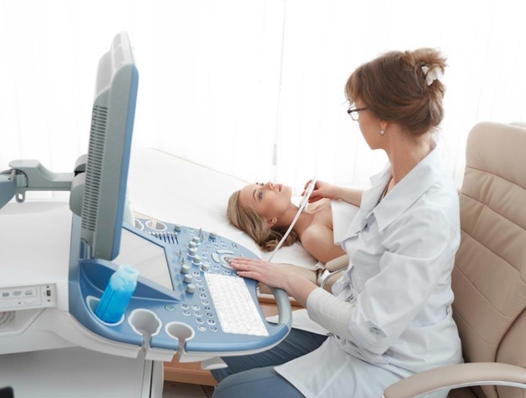 Imagen: Una red neuronal clasifica los tumores utilizando datos de elastografía de ultrasonido de mama (Fotografía cortesía de iStockPhoto).