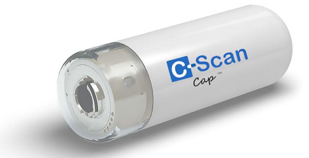 Imagen: La cápsula desechable sin preparación, Check-Cap (Fotografía cortesía de Check-Cap)