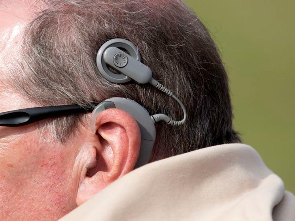 Imagen: El éxito del implante coclear se puede predecir mediante TEP/TC (Fotografía cortesía de Getty Images)