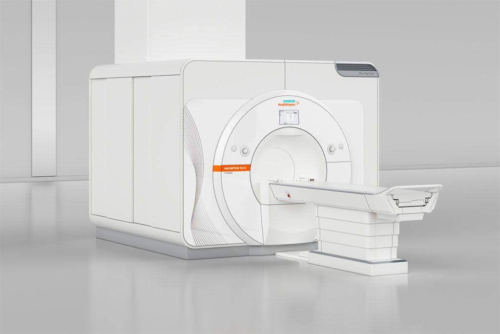 Imagen: El nuevo sistema de resonancia magnética SIGNA 7.0T (Fotografía cortesía de GE Healthcare)
