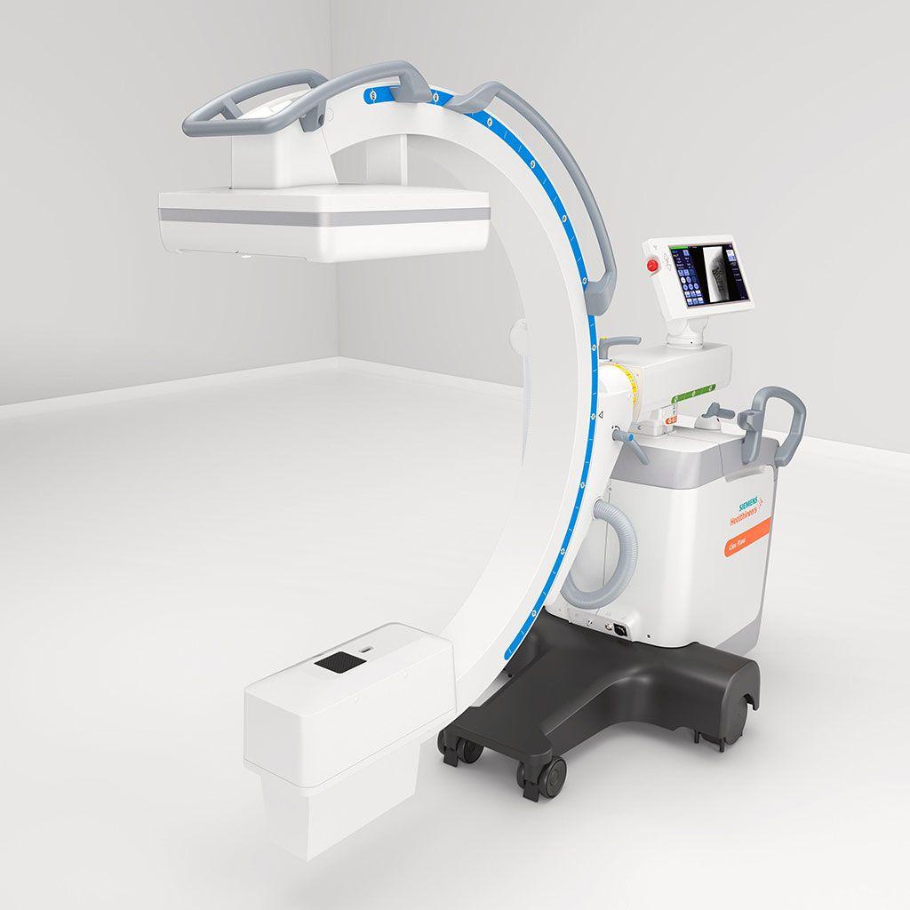Imagen: El sistema de brazo-C móvil, Cios Flow (VA30) (Fotografía cortesía de Siemens Healthineers)