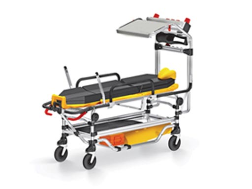 Outdoor Critical Trolley
